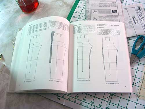 boy talk about some major aha moments happening in the process of doing this i found out why those teal pants that i made from this pattern were so