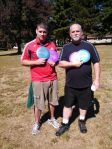 disc golf 1f